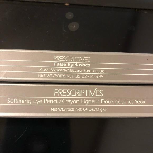Prescriptives Makeup Softliner And Plush Mascara Poshmark